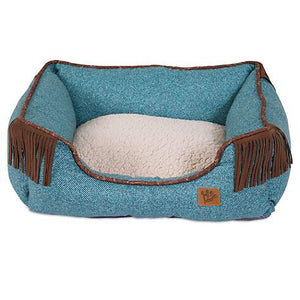 Mutt Nation Pet Bed - Miranda Lambert - Denim Blue - Small - SALE
