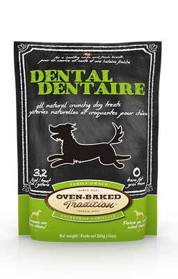 Oven - Baked Tradition Dog Treats - Dental
