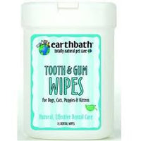 Earthbath - Totth and Gum Wipes