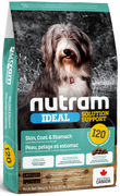 Nutram - Ideal Solution Support - Skin, Coat and Stomach  I20 - Dry Dog Food