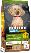 Nutram - Total Grain Free - Small Breed Lamb and Lentils T29 - Dry Dog Food 2KG