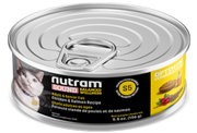 Nutram - Sound Balanced Wellness - Chicken and Salmon - Wet Cat Food