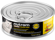 Nutram - Total Grain Free - Trout and Salmon - Wet Cat Food