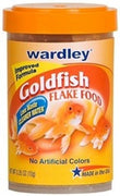 Wardley Essentials Goldfish Flakes