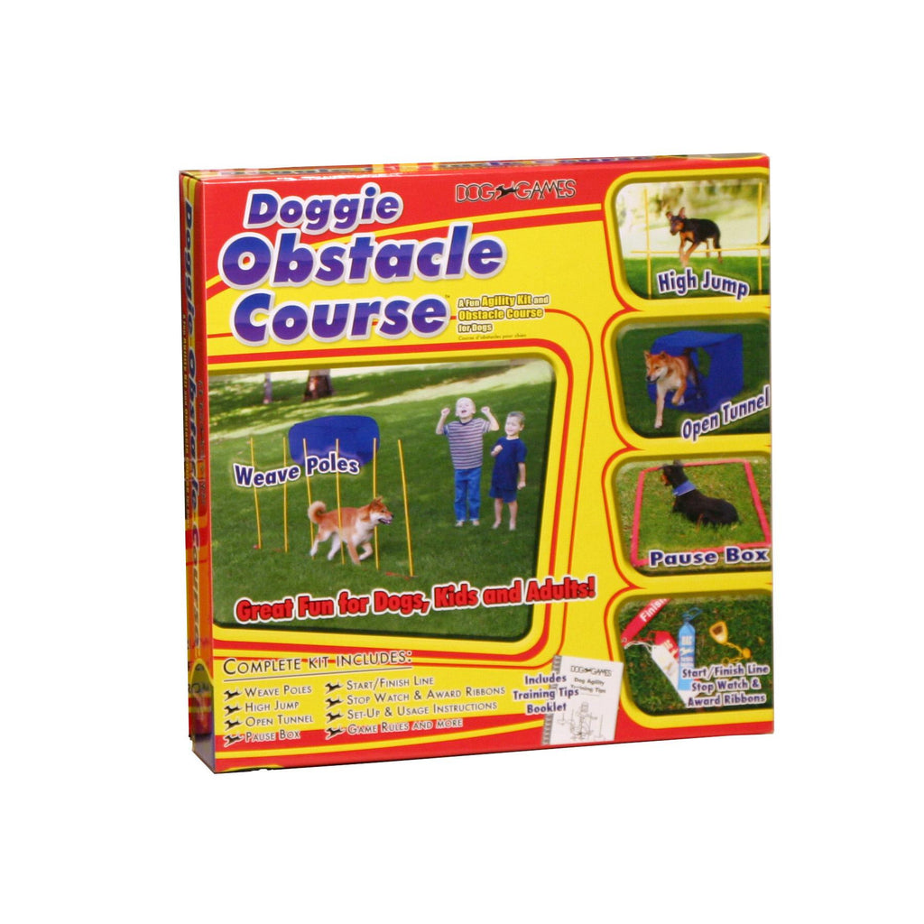 Kyjen Dog Games Obstacle Course SALE