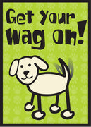 Dog Speak Cards - Magnets - Get Your Wag On!