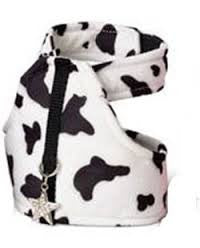 Doggles Harness - Cow