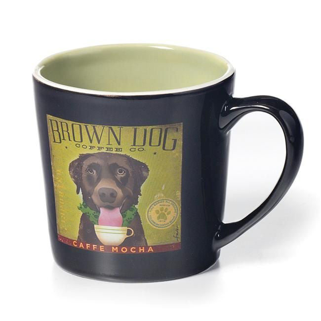Brown Dog - Mug