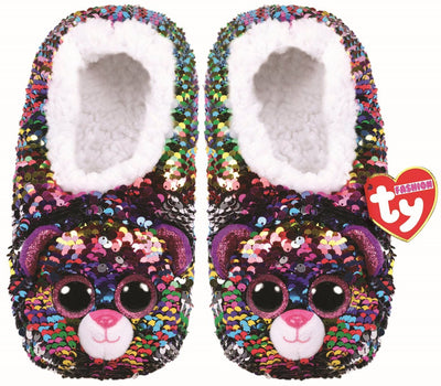 TY Fashion Sequin Flip Slippers