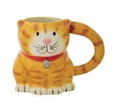 Boston Warehouse - Cat Mug