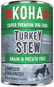 KOHA Turkey Stew Dog Food 12 * 12.7 oz
