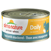 Almo Nature - Daily - Tuna with Mackerel
