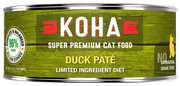 KOHA Duck Pate Cat Food - 5.5oz