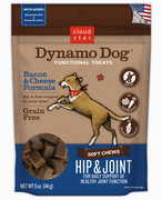 Cloud Star Dynamo Dog - Soft Chews - Hip & Joint - Bacon & Cheese Grain Free