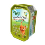 Emerald Pet Feline Dental Treats Tuna tub 11 oz