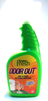 Enviro Fresh - Odor Out - Cage Cleaner - Unscented