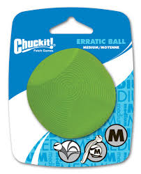 Chuckit Erratic Ball - medium (1 pack)