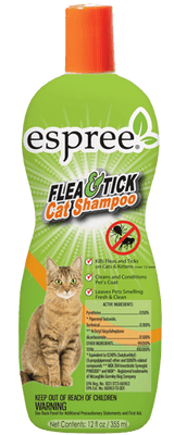 Espree Flea & Tick Shampoo Cat