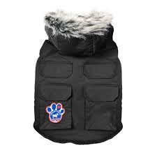 Canada Pooch Everest Explorer Jacket - Black