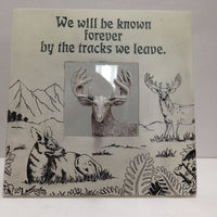 Plaque - deer