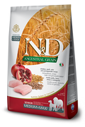 N&D (dog) Ancestral Grain Senior Medium & Maxi