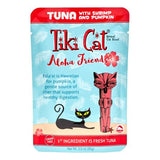 Tiki Cat - Aloha Friends Pouches - Tuna with Shrimp and Pumpkin