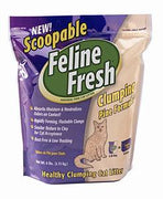Feline Fresh - Natural Pine Cat Litter