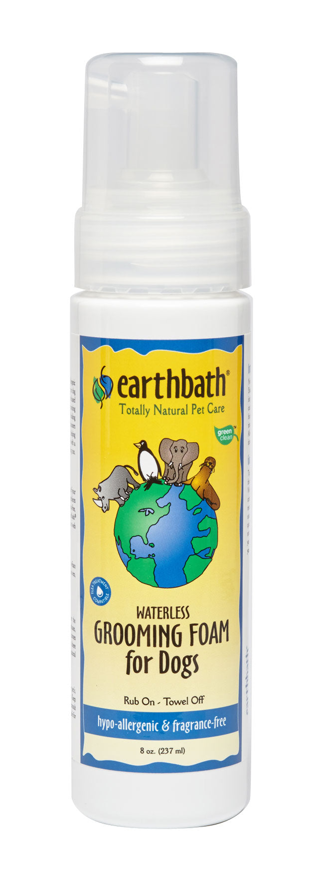 Earthbath - Grooming Foam for Dogs