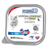 Forza 10 Hypoallergenic Actiwet Lamb Cat Can   100g (3.5oz)