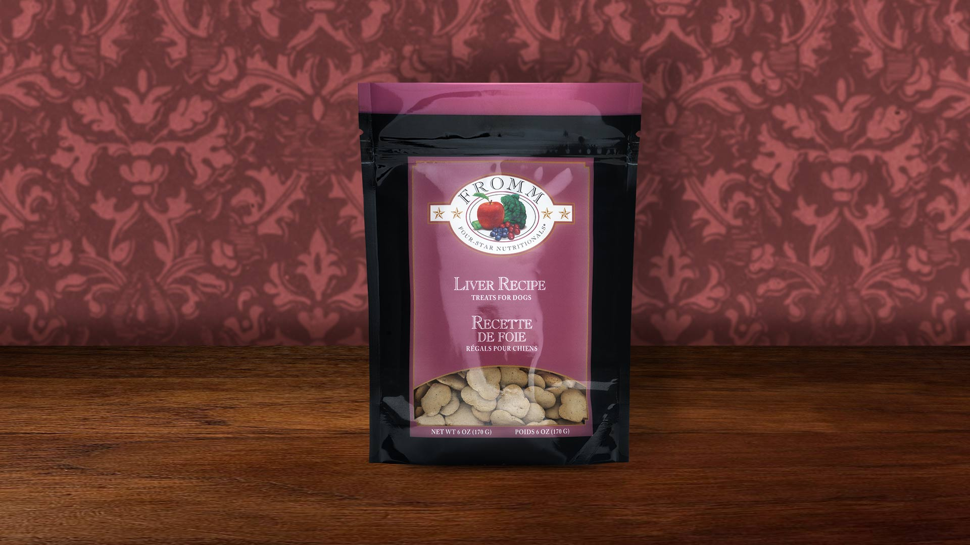 Fromm - 4 Star Training Treats - Liver SALE