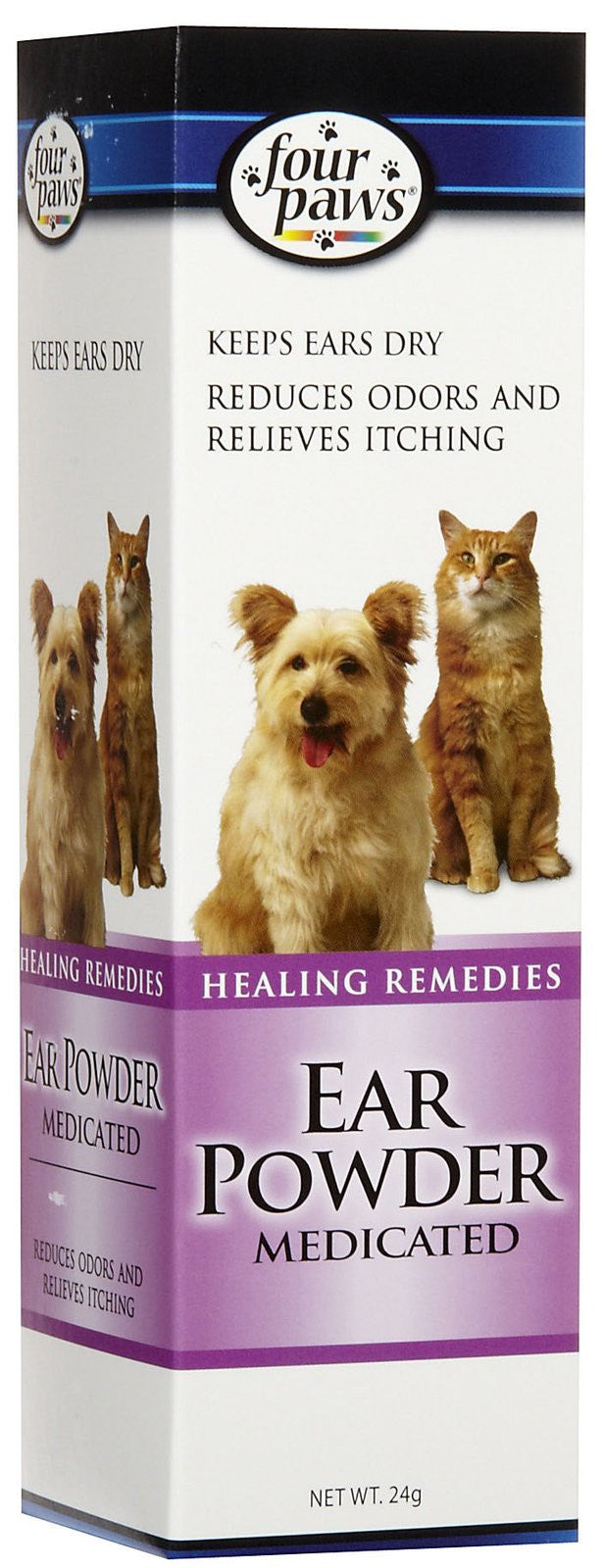 Four Paws - Medicated Ear Powder