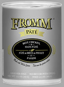 Fromm Beef, Chicken, & Oats Pâté