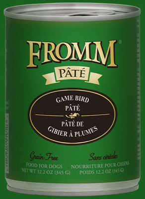 Fromm Game Bird Pâté