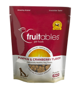Fruitables Pumpkin & Cranberry Flavor