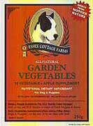 Essex Cottage Farms - Garden Vegetables