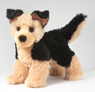 Douglas Stuffed Animal - German Shepard
