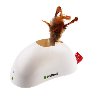 Pet Droid - Feather Hider with Motion Sensor and Sound Module