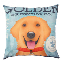 NPF - Pillow Cover - Golden