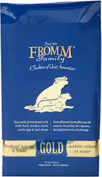 Fromm Gold Senior/Reduced Activity Dog Food