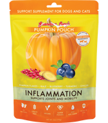Grandma Lucy's Pumpkin Pouch Inflammation Support Supplements for Dogs & Cats