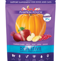 Grandma Lucy's  Pumpkin Pouch Digestive Support Supplements for Dogs & Cats