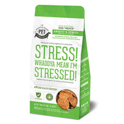 Granville Island Pet Treatery Anxiety & Stress - Whaddya Mean I'm Stressed! Dog Biscuits 240g