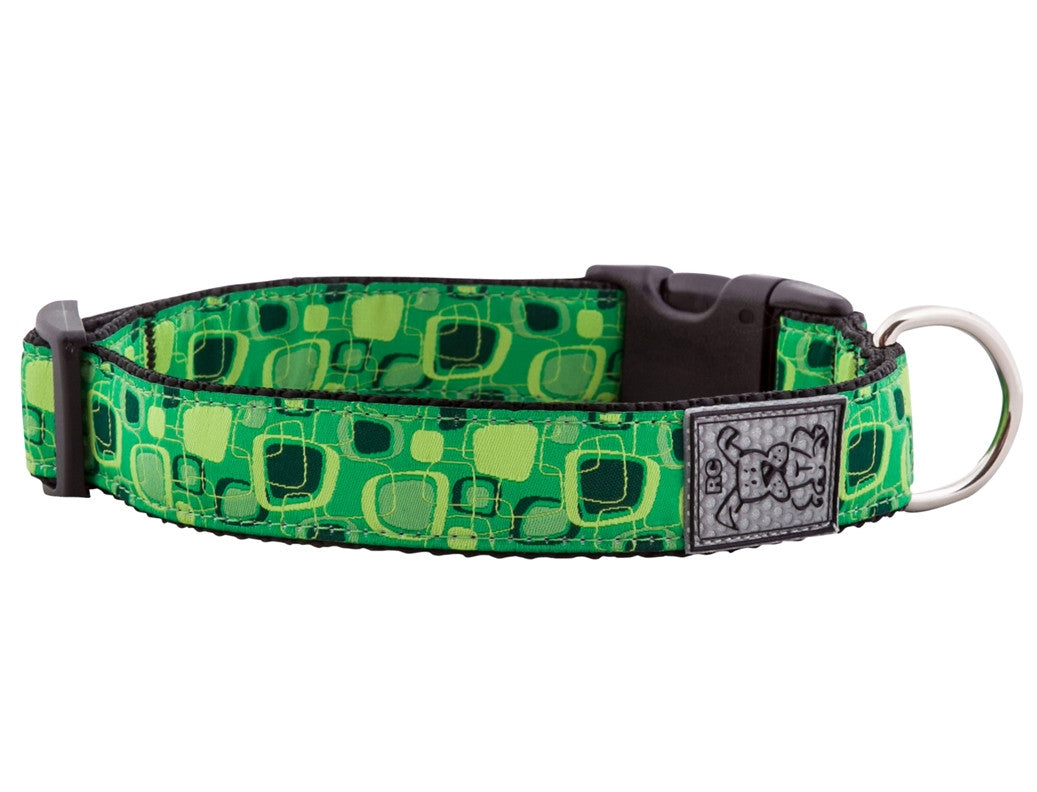 RC Pets - Clip Collar - Green Giant