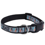 RC Pets - Clip Collar - extra-small - CLEARANCE ON SELECT PATTERNS 50% OFF!