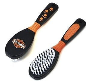 Harley-Davidson Bristle Brush for Cats