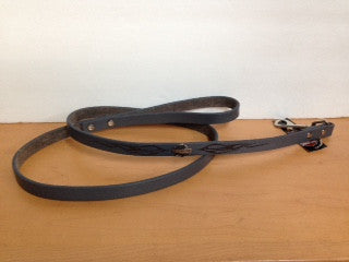 Harley Davidson - Metallic Leather Leash