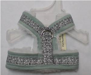 Doggles Harness - Green/Black