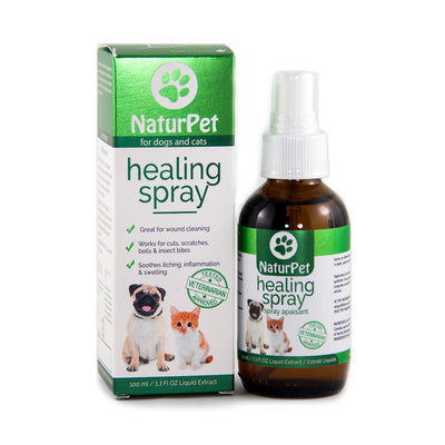 Naturpet - Healing Spray