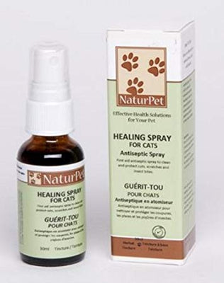NaturPet Healing Spray For Cats 30 ml