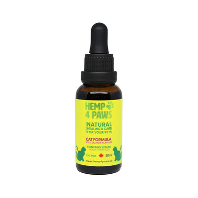 Hemp 4 Paws Cat Formula